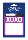 XOXO: Magnetic Mini Notes