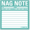 Nag Note: Sticky Notes